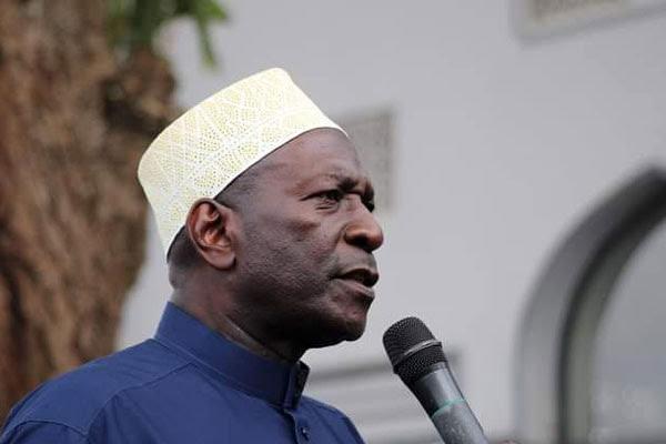 Sheikh Nuhu Muzaata dies