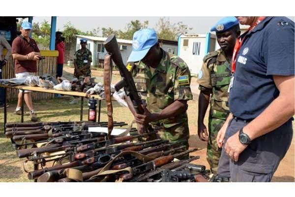 More than 230 killed in South Sudan gun violence